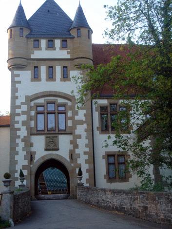 Götzenburg in Jagsthausen
