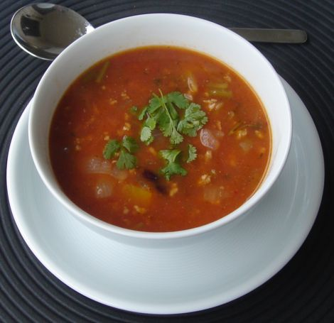 Mexikosuppe