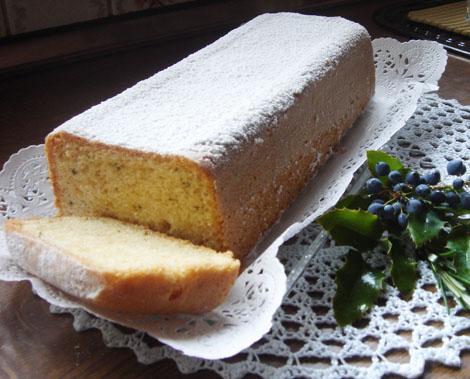 Rosmarin-Kuchen