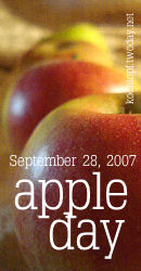 Blog-Event apple day