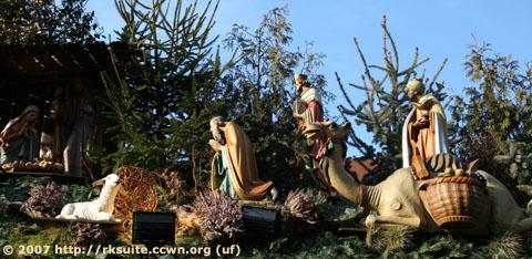 Weihnachtsmarkt Stuttgart 2007