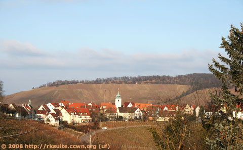 Stuttgart-Rotenberg