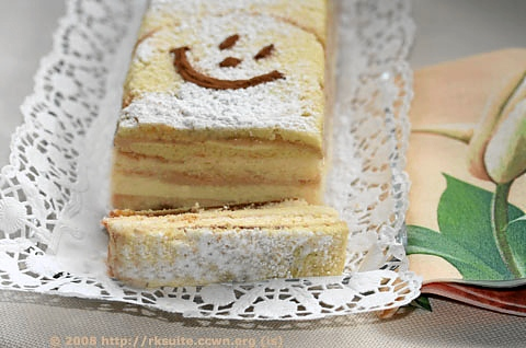 Vanilla-Macchiato-Cake