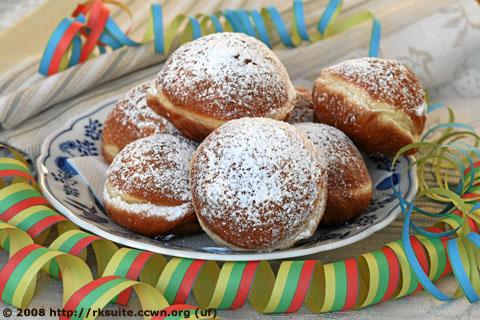 Berliner Pfannkuchen