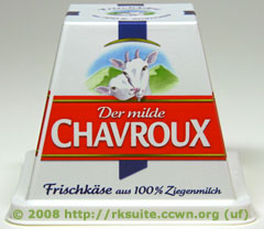 Der milde Chavroux