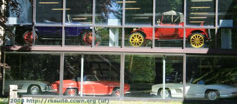 Langenburg Automuseum