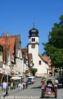 Langenburg Hauptstraße