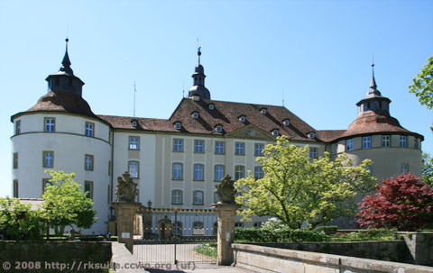 Langenburger Schloss