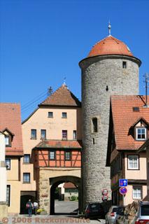 Langenburg Stadttor