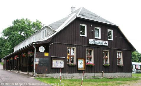 Stutenhaus bei Vesser im Thüringer Wald