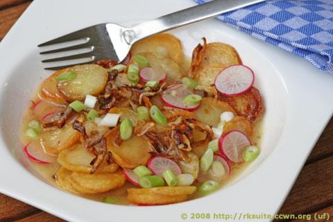 Bratkartoffelsalat