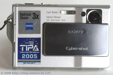 SONY Cybershot DSC-77