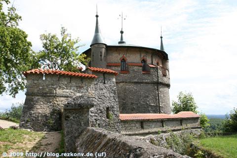 Nebengebäude des Schloss Lichtenstein