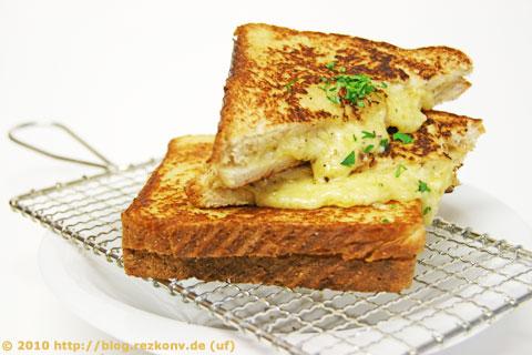 Käsesandwich