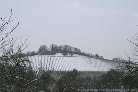 Söhrenberg im Winter