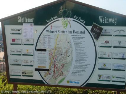 Stettener Weinweg