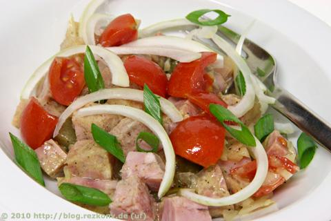 Sülzwurstsalat