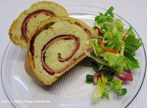 Schinken-Käse-Ciabatta